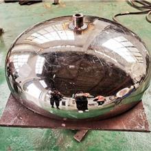 实力机电 不锈钢储气罐 定制型号