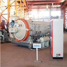 实力体育用品热压罐配置|实力机电|定制设计