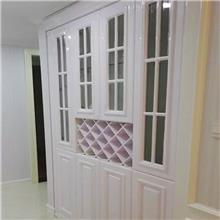 酒柜玄关柜 现代客厅简约小户型屏风鞋柜 靠墙置物架 进门隔断柜
