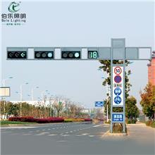 道路安全指示红绿灯 交通信号灯杆 led信号灯 可定制