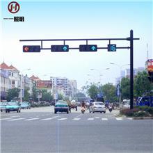 道路安全指示红绿灯交通信号灯杆 LED信号灯