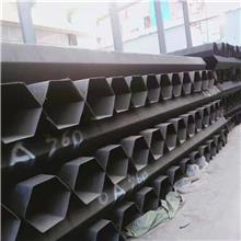 玻璃钢蜂窝斜管填料价格 玻璃钢蜂窝板  黑龙江玻璃钢蜂窝斜管填料价格 鲁兴环保