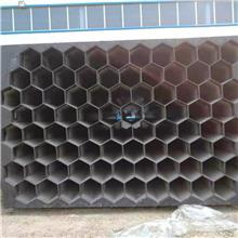 玻璃钢蜂窝 隔墙蜂窝板 天津玻璃钢蜂窝 鲁兴环保