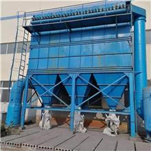 大型除尘器定制 旭秀 厂家出售 镀锌行业大型布袋除尘器 生物质大型布袋除尘器