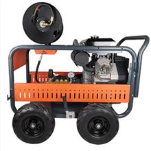 电动高压清洗机  食品厂电子化工厂机械设备高压清洗机