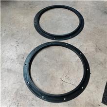 厂家生产大直径橡胶密封垫 大规格氟橡胶密封垫 定制大尺寸橡胶垫