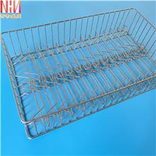 定制厨房碗架餐具清洗碗筷收纳沥水用不锈钢网筐网篮