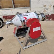 100公斤中药粉鼓式搅拌机 豆奶粉不锈钢混合搅拌机