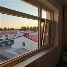 厂家加工铝合金门窗 断桥铝平开窗 防蚊隔热隔音窗设计安装