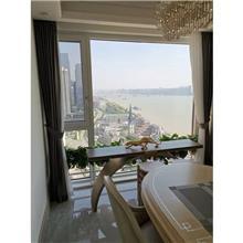 厂家直售铝合金门窗 断桥铝合金系统窗 定制隔音隔热通风悬窗