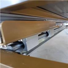 山东匠鑫木工折叠不锈钢锯台电动升降无尘子母锯一体机方便携带