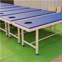 医用按摩钢制床 加厚美容院电动按摩床 门诊检查床 长期供应