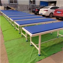 美容院医用按摩床 不锈钢加固诊察床 妇科检查手术床 厂家价格