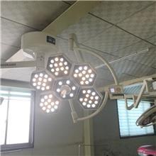 多功能花瓣5手术灯  LED冷光源花瓣3无影灯 整体反射手术灯 厂家供应