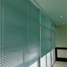 上海金山铝合金百叶窗搭配加工 际辰上海窗帘价格