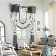 嘉定办公室布艺窗帘效果图 际辰上海窗帘型号齐全