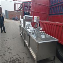 去泥清洗机械 过滤循环水清洗机 大型果蔬清洗机