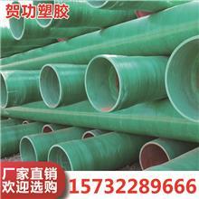 玻璃钢管 电缆?;す?玻璃管100夹砂管道 厂家供应 大口径可定制