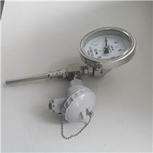 WSS系列 远传双金属温度计 不锈钢双金属温度计 温度仪表生产厂家 多种型号 可定制