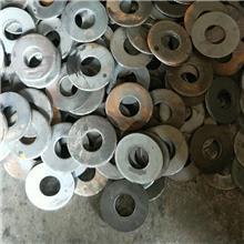 河北质量服务国标法兰盘毛坯碳钢法兰小口径法兰原厂批发