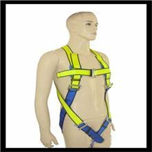 双钩保险安全带 防坠落套装安全绳 消防救援安全带