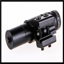寻鸟镜红外线十字镜校准仪红激光定位仪器瞄  户外望远镜