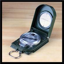 65式指北针 手持地质罗盘仪指南针