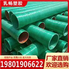玻璃钢电缆管100玻璃纤维夹砂管夹砂玻璃钢管50玻璃钢管现货销售