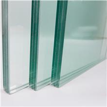 圣玻88夹胶玻璃 品牌原片深加工 防弹夹胶玻璃 抗压力好