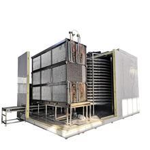 饺子保鲜速冻设备 玉米速冻机 隧道式速冻机