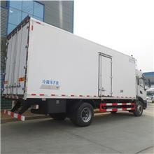 江淮康铃国五3.1m冷藏车款体冷藏车食品保鲜冷冻运输车