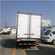 国六五十铃KV100小型冷藏车保温车食品保鲜冷冻运输车