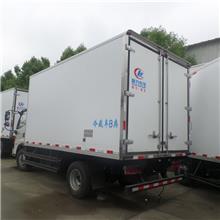 国五依维柯面包(后单轮)款体冷藏车食品保鲜冷冻运输车