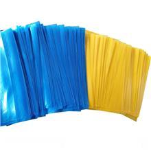 防锈包装袋 山东现货定制 VCI气相防锈袋 金属防锈自封口塑料
