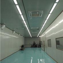 东莞卓为机电无尘车间空调实验室空调恒温恒湿工程方案
