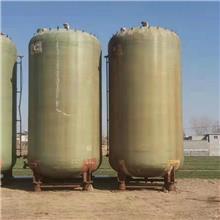 化工原料玻璃钢储罐 卧式玻璃钢盐酸储罐 硫硝酸消防储水罐