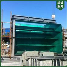 湖北中和池刮玻璃鳞片 磷化车间 电解槽刮玻璃鳞片防腐蚀耐酸碱