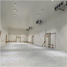 上海低温速冻冷库安装-定做速冻冷库安装-速冻冷库建设安装