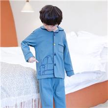 儿童居家套装-保暖内衣-男童居家服装-初贝禾品牌-工厂直供