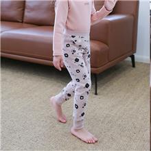 儿童保暖裤-罗纹棉-秋冬款-初贝禾品牌-厂家直销