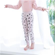 儿童保暖裤-罗纹棉-秋冬款-初贝禾品牌-厂家直供出售批发