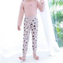 儿童保暖裤-罗纹棉-秋冬款-初贝禾品牌-厂家供应直销