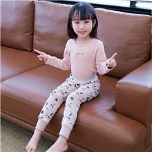 10203465-儿童保暖裤-罗纹棉-秋冬-支持来样定制加工OEM贴牌
