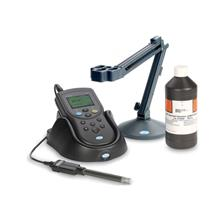 HQ11D便携单参数水质检测仪-数显pH计酸碱度测试仪-现货供应