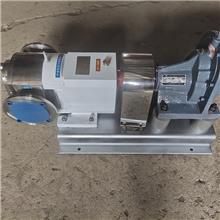 食品转子泵 价格合理 凸轮转子泵价格 摆线转子泵