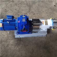 nyp转子泵 多种型号 凸轮转子泵图片 不锈钢凸轮转子泵