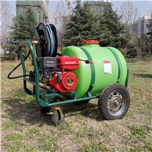 诚企供应四轮推车式高压清洗机 各类公共场所洗地机160升洗车机