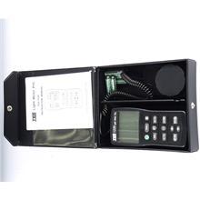 霸州得力数显光强度计检测仪TES1339R数字照度计高精度测光仪