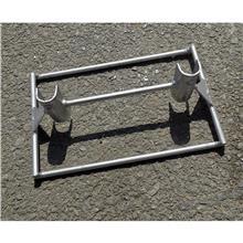 霸州得力I型II型磁吸式锚固架铁路锚固架硫磺锚固架线下锚固架