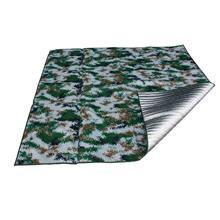 露营指挥服指挥服铝膜防潮垫户外防潮隔凉防潮垫便携式野餐地席折叠帐篷垫